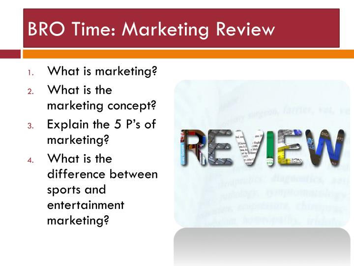 bro time marketing review n.