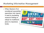 marketing information management2