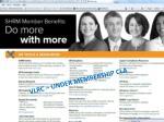 brochures for membership recruitment