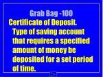 grab bag 100