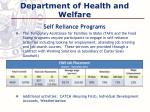 department of health and welfare2