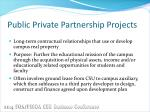 public private partnership projects1