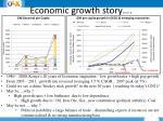 economic growth story