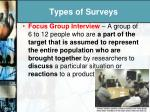 types of surveys2
