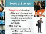 types of surveys3