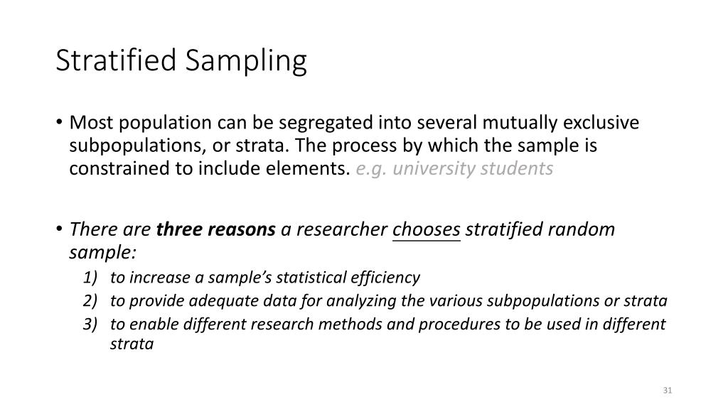 PPT - Chapter 14 - Sampling PowerPoint Presentation - ID:1667037