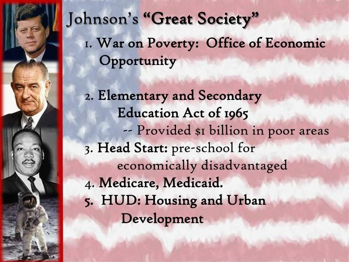 johnson s great society n.