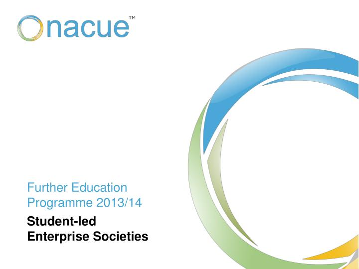 further education programme 2013 14 n.