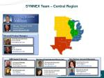 synnex team central region