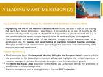 a leading maritime region 2