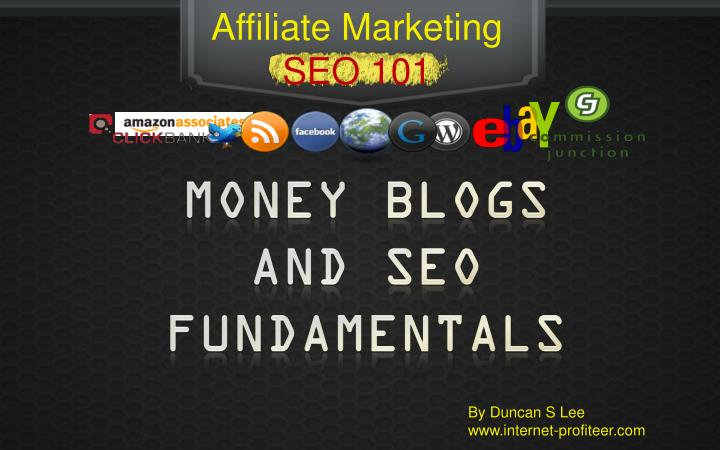affiliate marketing seo 101 n.