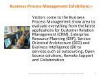 business process management exhibitions