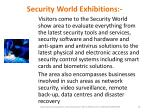 security world exhibitions