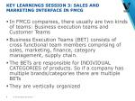 key learnings session 3 sales and marketing interface in fmcg1