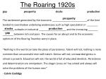 the roaring 1920s2