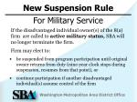 new suspension rule