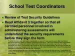 school test coordinators3