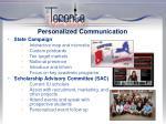 personalized communication1