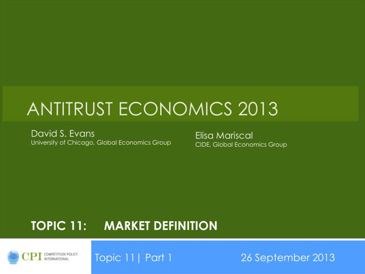 topic 11 market definition n.