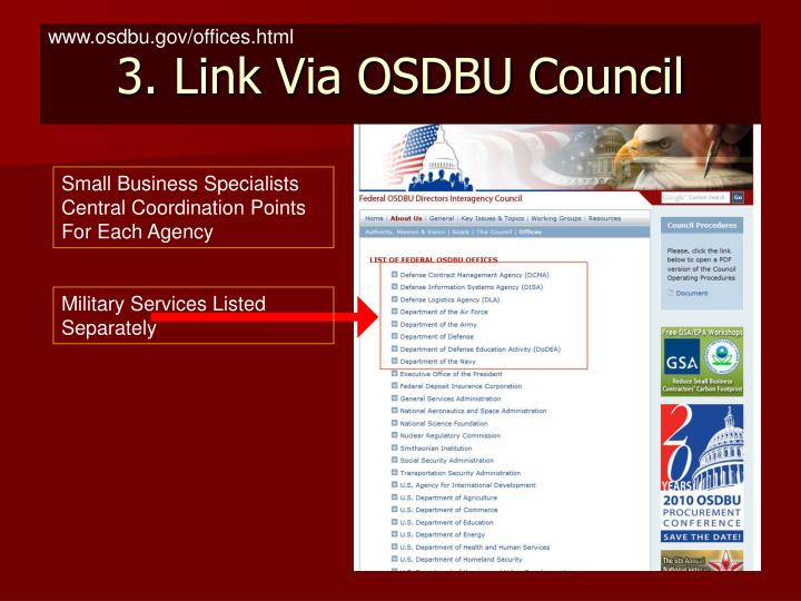 www.osdbu.gov/offices.html