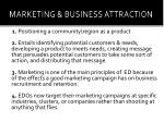 marketing business attraction