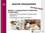 master programmes2