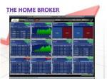 the home broker