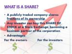 what is a share