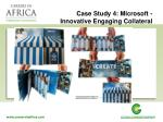 case study 4 microsoft innovative engaging collateral