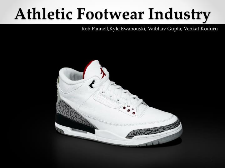 athletic footwear industry n.