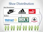 shoe distribution