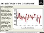 the economics of the stock market