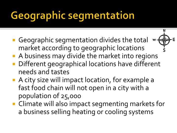 zara segmentation