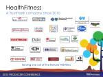 healthfitness a trustmark company since 2010
