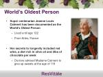 world s oldest person