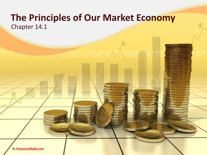 the principles of our market economy n.