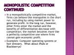 monopolistic competition continued1
