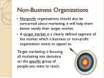 non business organizations1