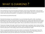 what is diamond