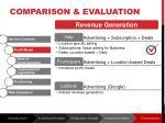 comparison evaluation1