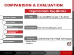 comparison evaluation3