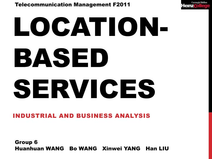 location based services n.