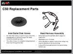 c50 replacement parts1