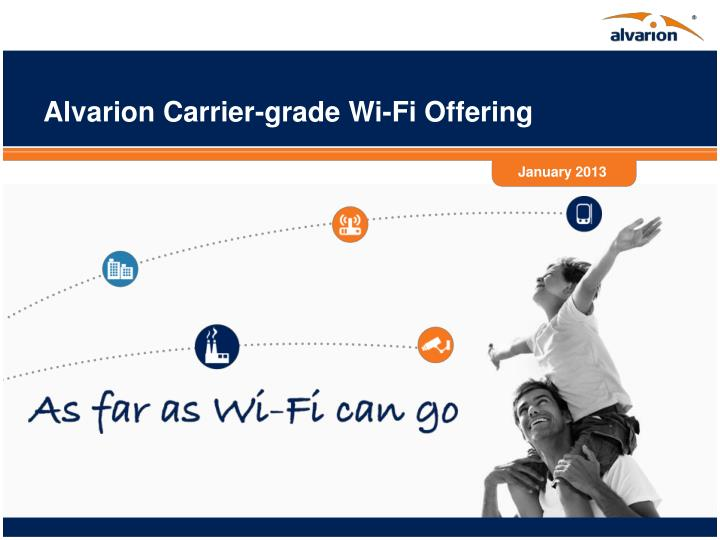 alvarion carrier grade wi fi offering n.