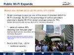 public wi fi expands