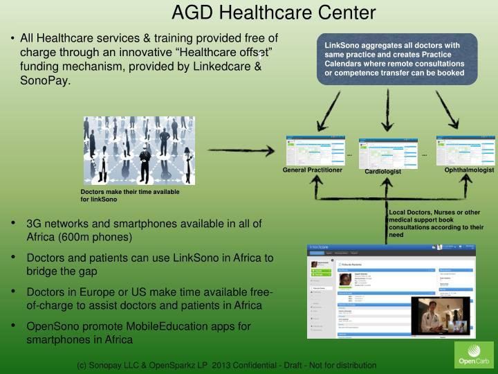 AGD Healthcare Center