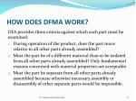 how does dfma work2