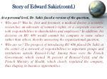 story of edward sakiz contd1