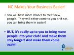 nc makes your business easier1
