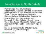 introduction to north dakota